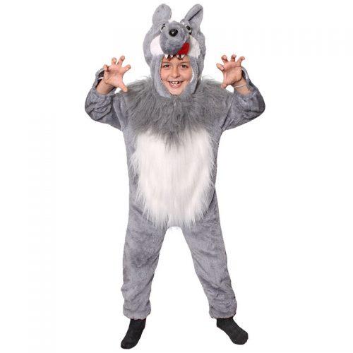 Big Bad Wolf Masquerade Costume Hire