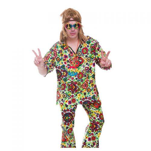 Hippie Masquerade Costume Hire