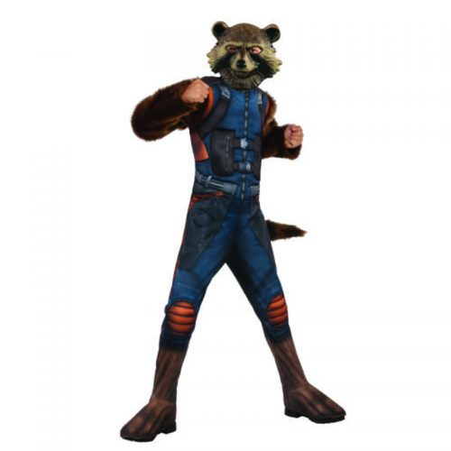 Rocket Raccoon Masquerade Costume Hire