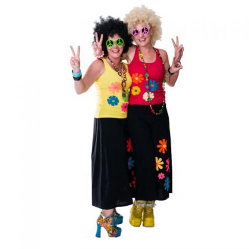 Flower Power outfits Masquerade Costume Hire