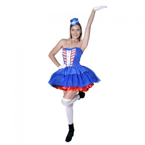 Fun Sailor Girl Masquerade