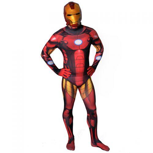 Iron Man Masquerade Costume Hire