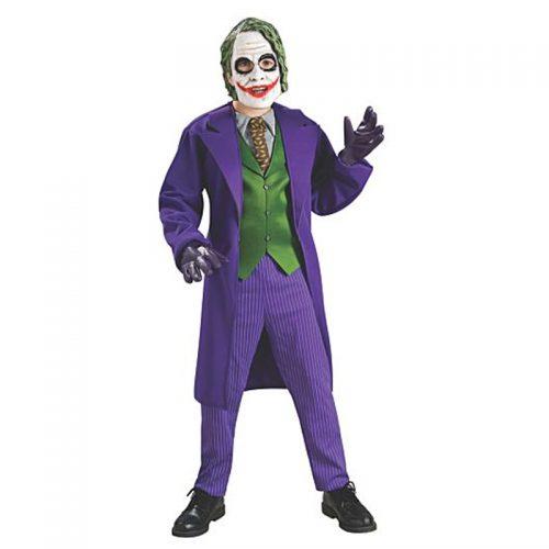 The Joker Masquerade Costume Hire