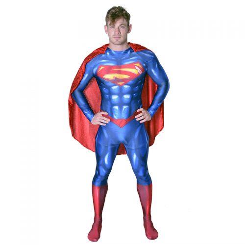 Superman Masquerade Costume Hire