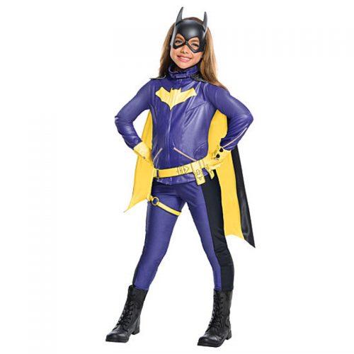 Purple Bat Girl Masquerade Costume Hire