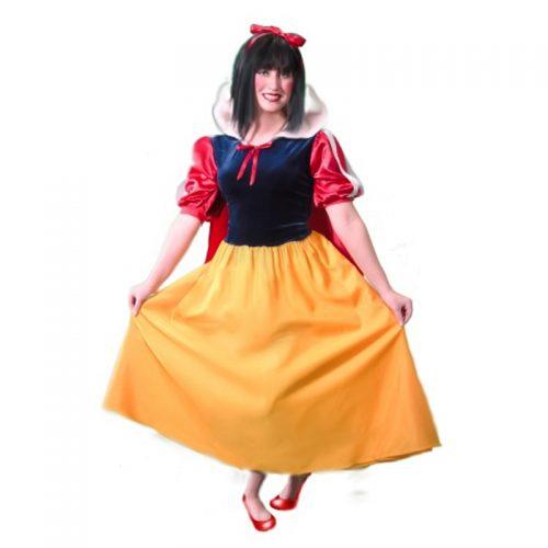 Snow White Masquerade Costume Hire