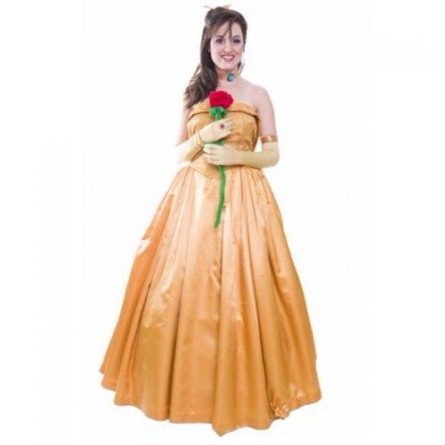 Belle Dress Masquerade Costume Hire Belle Dress Masquerade Costume Hire