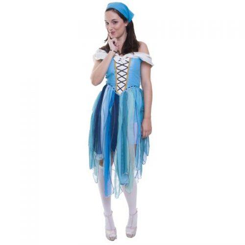 Cinderella Rag Dress Masquerade Costume Hire