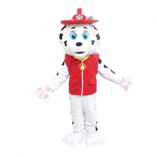 Paw Patrol Mascot Masquerade Costume Hire