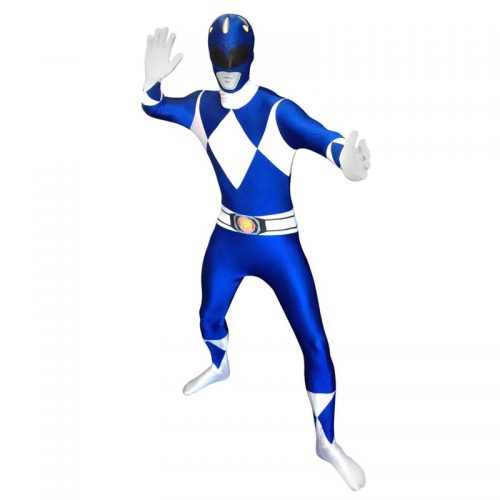 Power Ranger Masquerade Costume Hire