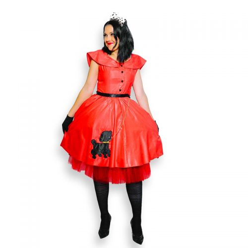 1950's Dress Masquerade Costume Hire