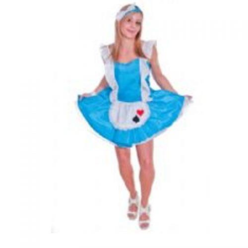 Alice in Wonderland Masquerade Costume Hire