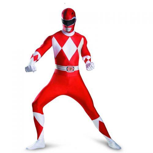 Power Ranger Masquerade Costume Hire