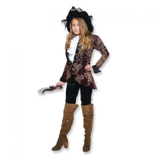 Pirate Masquerade Costume Hire