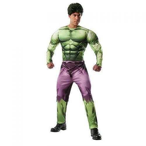 Hulk Masquerade Costume Hire