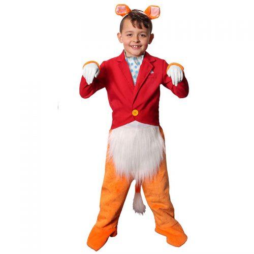 Incredible Mr Fox Masquerade Costume Hire