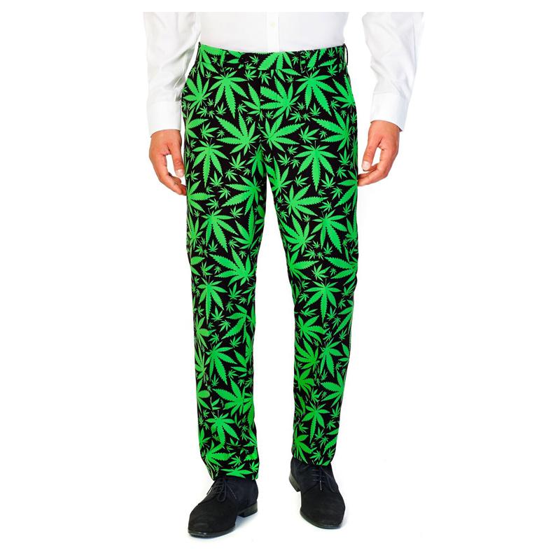 Cannabis Suit Masquerade Costume Hire