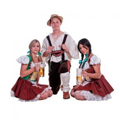 German Beer Festival Masquerade Costume Hire