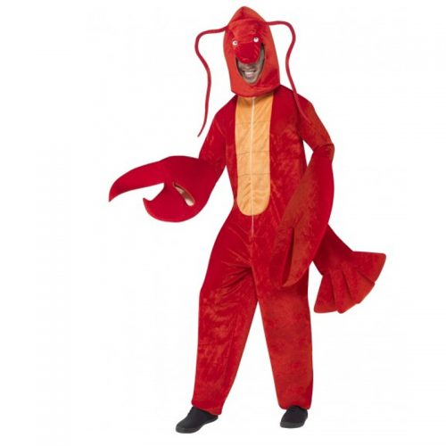 Lobster Masquerade Costume Hire