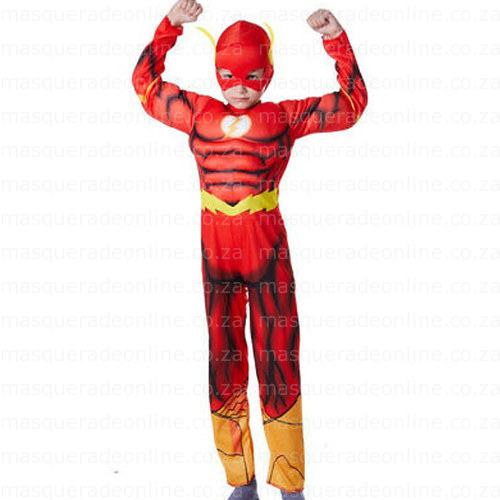 Flash Muscle Costume Masquerade Costume Hire