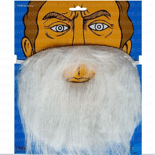 Fake White Beard