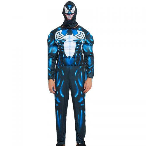 Adults Venom Costume Masquerade Costume Hire