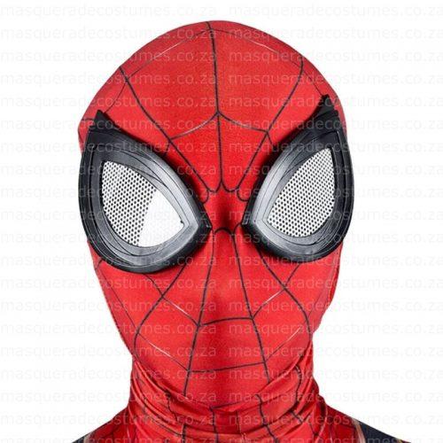 Masquerade Iron Spiderman Inspired Costume