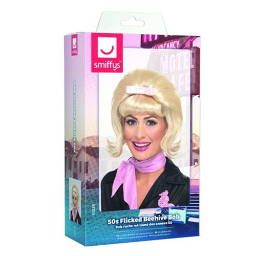 50's beehive wig