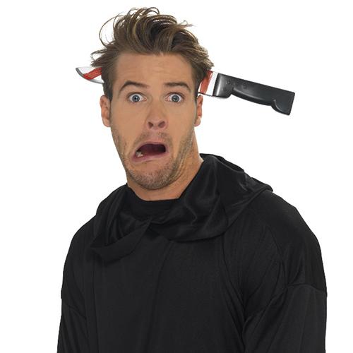 Knife Through The head Headband