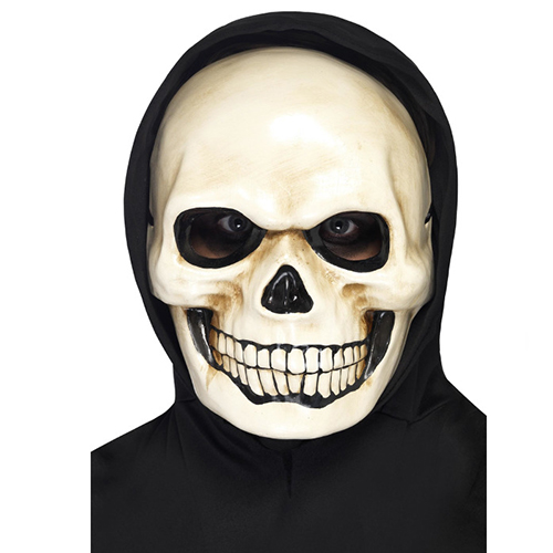 Skeleton Latex Mask