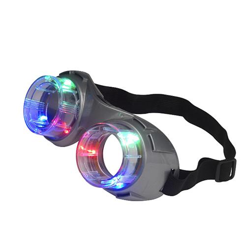 Light Up Steam Punk Goggles