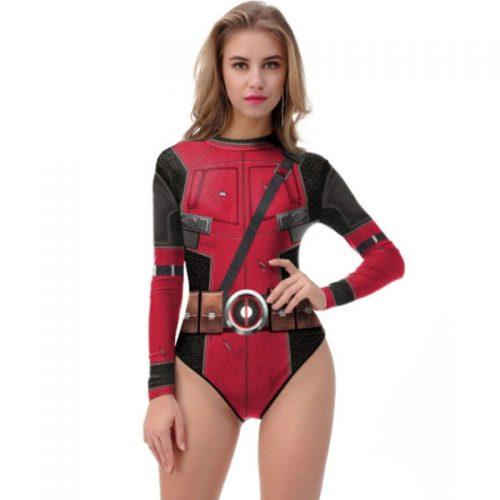 Masquerade Costume Hire Deadpool costume