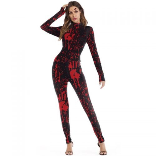 Killer Blood Stain Jumpsuit