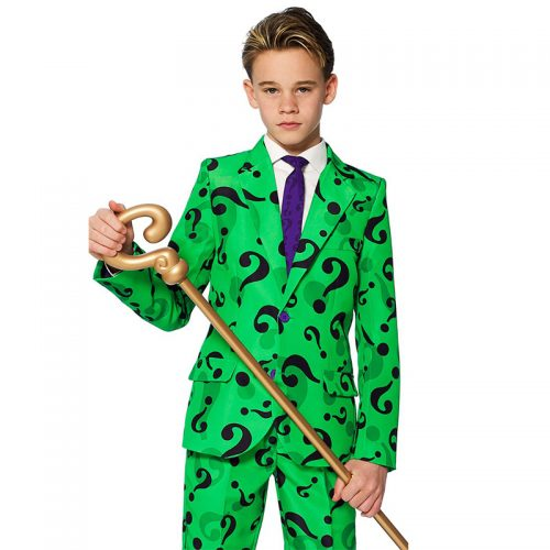 Masquerade The Riddler Suit