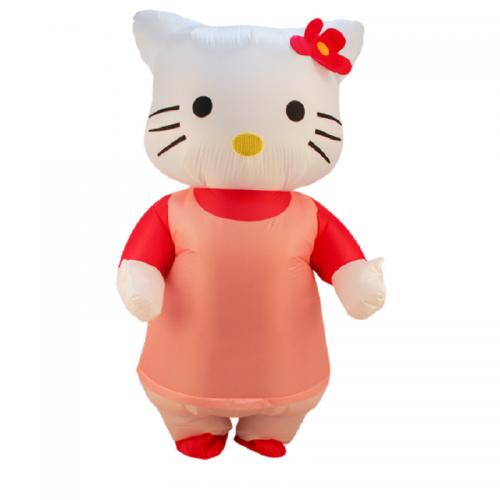 Hello Kitty Inflatable Costume