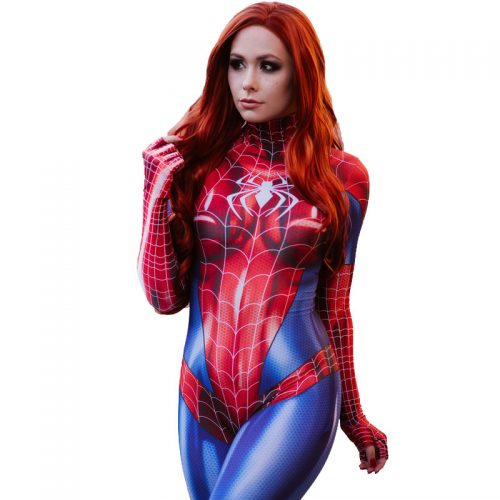 Masquerade Mary Jane Spiderwoman Costume