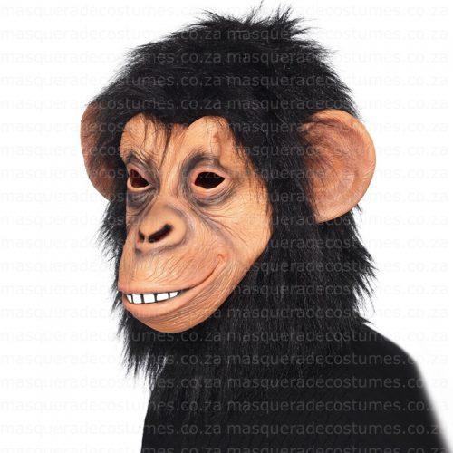 Masquerade Chimp Mask