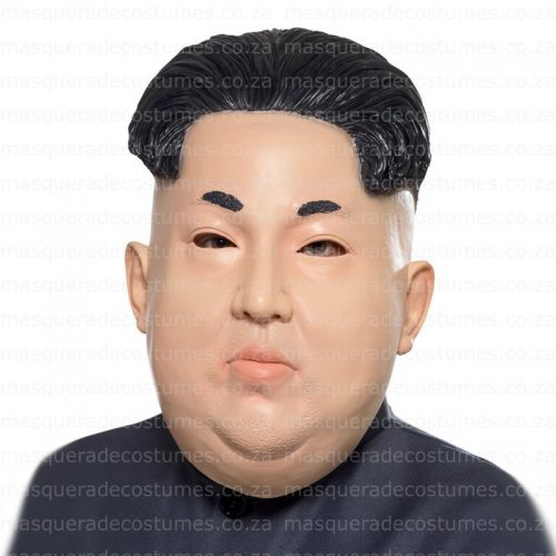 Masquerade Kim Jong Un Latex Mask