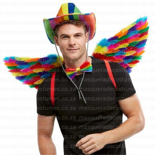 Masquerade Pride Wings