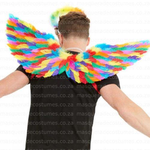 Masquerade Pride Wing