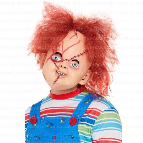 Masquerade Chucky Mask