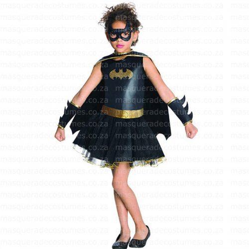 Masquerade Costumes Kids Batgirl Costume